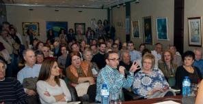 Full House bei Buchpräsentation