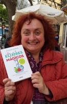 Begeisterte Leserin