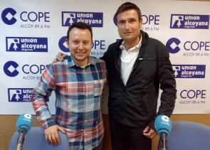 Radio-Interview in Spanien