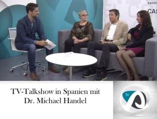 Autor im TV